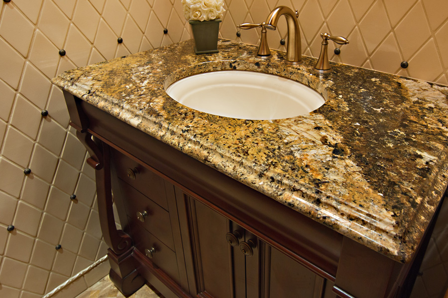 Bathroom Sudbury Granite Marble LLC Custom College Park - Best countertops for bathrooms