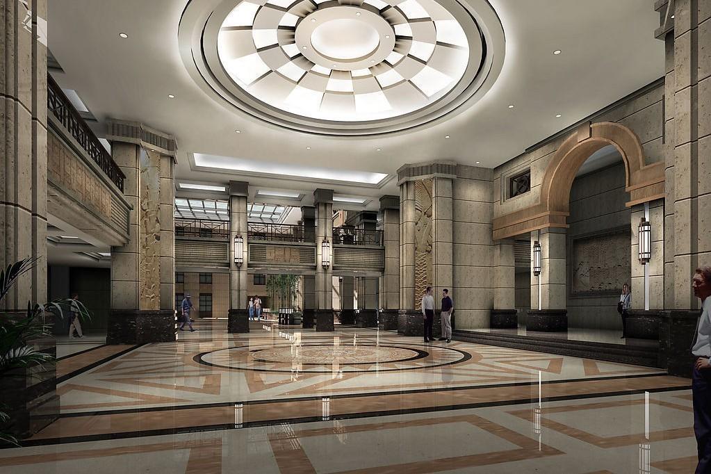 1 - House Lobby Interior Design
