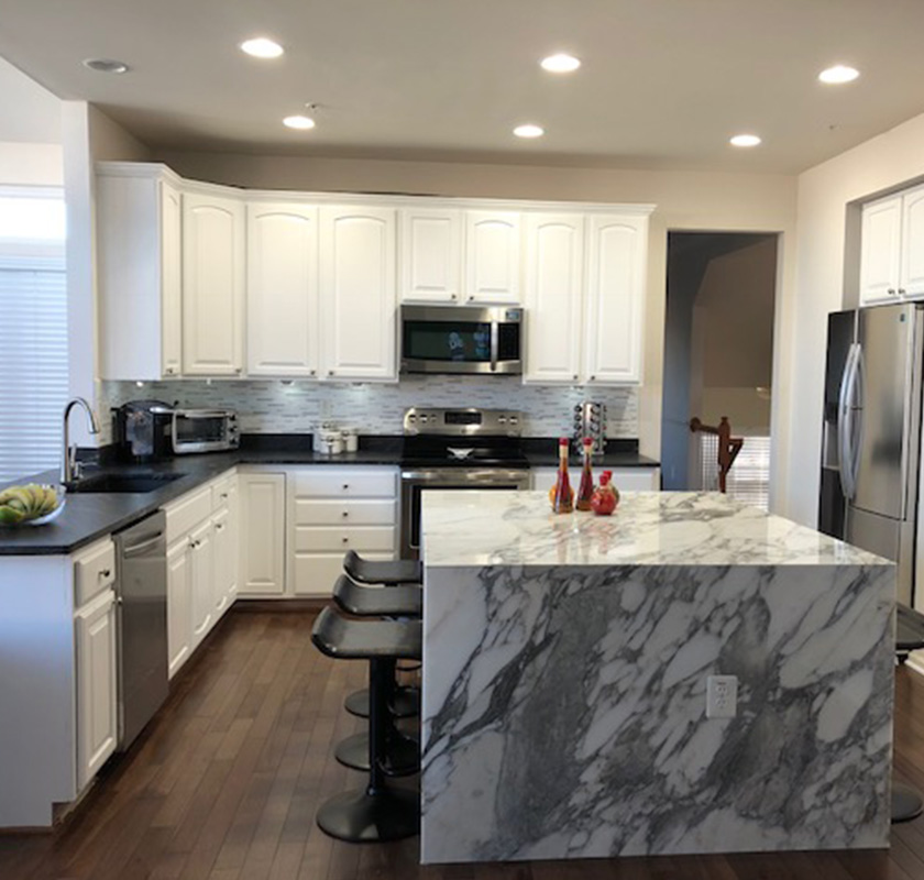 Bathroom Vanities Sudbury: Granite & Marble Counter-tops Kitchen Cabinets